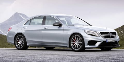 2013 Mercedes-Benz S63 AMG Review