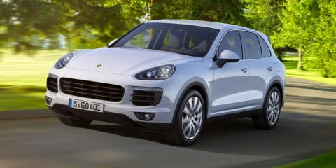 2015 Porsche Cayenne prices announced