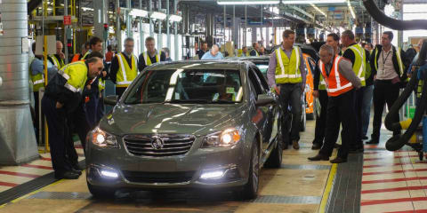 Holden workers should stand tall, says Devereux