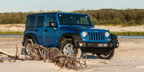 2007-2016 Jeep Wrangler recalled for airbag fix
