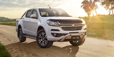 Holden Colorado Storm arrives from $52,490 - UPDATE