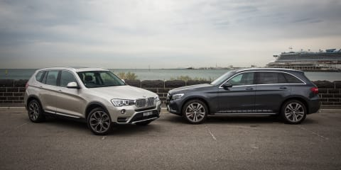 SUVs overtake passenger cars in luxury market