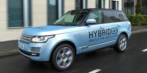 Jaguar Land Rover seeking hybrid partnership: report
