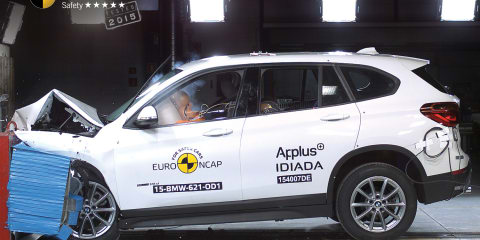 BMW X1, Jeep Renegade, Volkswagen Tiguan awarded five-star ANCAP ratings