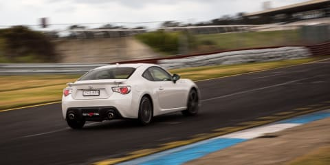 2014 Toyota 86 GTS review