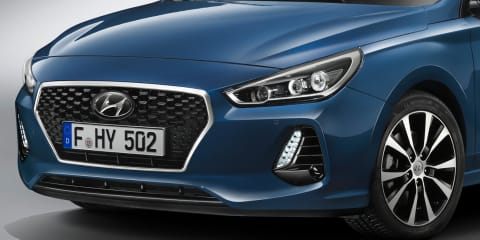"2017 Hyundai i30 is the company's new ""DNA car"" for the future"