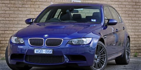 BMW to end M3 Sedan production in September