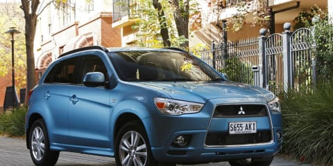 2010-2011 Mitsubishi ASX recalled in Australia