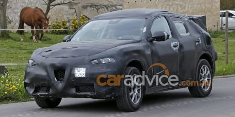 Alfa Romeo Stelvio Quadrifoglio performance flagship coming - report