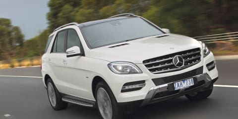 Mercedes-Benz ML Review