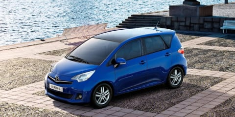 2011 Toyota Verso-S to debut at Paris Motor Show
