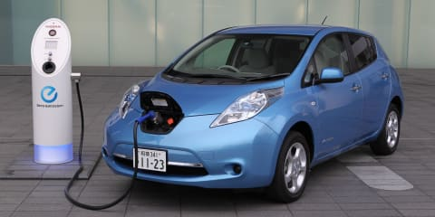 Nissan LEAF restart troubles caused by air-conditioner