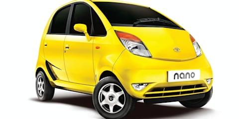 Tata Nano sales down 85 percent in November