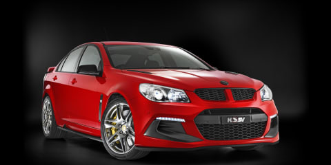 HSV Clubsport R8 Track Edition: Short-run special revealed