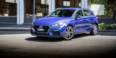 2019 Hyundai i30 N Line manual review