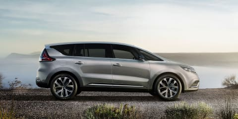 Renault Espace people mover-slash-crossover revealed