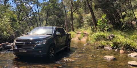 2017 Holden Colorado LTZ (4x4) review