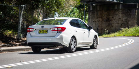2017 Subaru Impreza 2.0i Premium long-term review, report four: urban driving