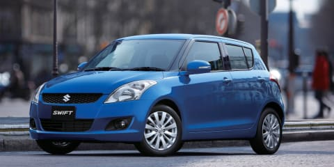 Suzuki Swift upgraded, switches to Thailand production