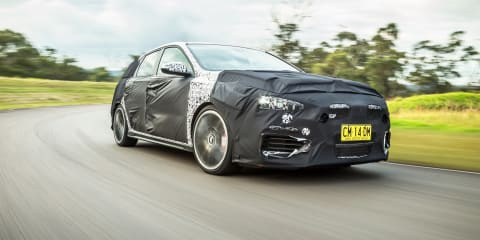 2018 Hyundai i30 N review: The prototype drive