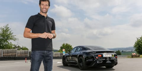 Mark Webber talks about his connection to Porsche - video