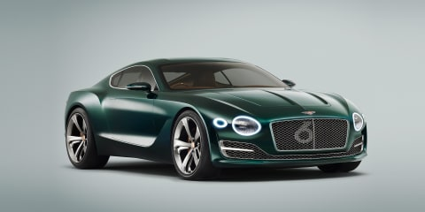 Bentley deciding between sub-Bentayga SUV or Speed 6 for new model line - report