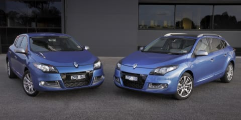 Renault Megane: $20,990 1.2-litre turbo and $26,490 GT-Line added
