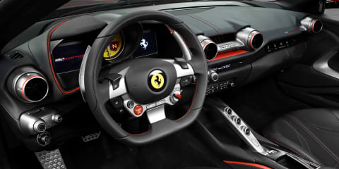 Ferrari: We don't despise SUVs, but a Ferrari SUV must be different
