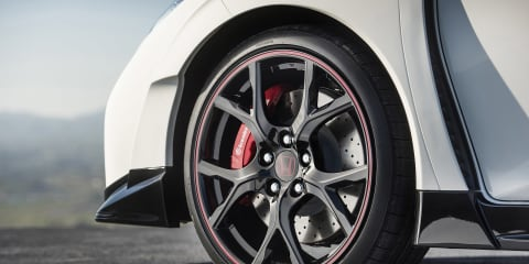 Honda Civic Type R can hit a top speed of 270km/h