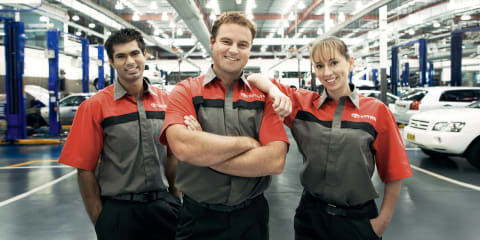 Toyota, Honda top Australian vehicle service satisfaction survey