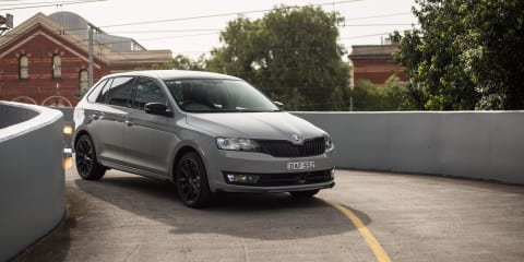 2016 Skoda Rapid Spaceback Monte Carlo Review