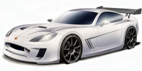 Ginetta G55 official sketches released