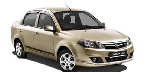 2012 Proton S16 on sale in Australia in November 2011 with ABS, ESC, two airbags