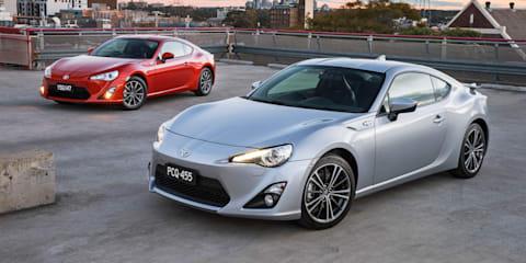 2015 Toyota 86 : Extra tech for GT, better value across range