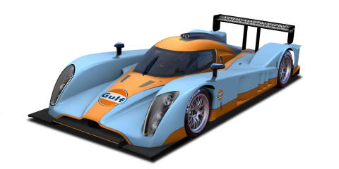 Aston Martin returning to LMP1 in 2009