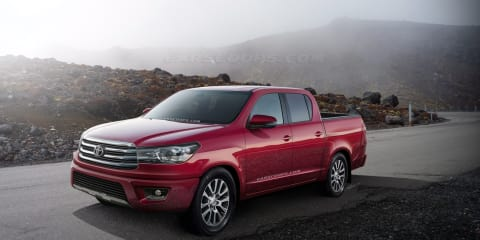Toyota HiLux :: Sneak peek at the new-generation ute