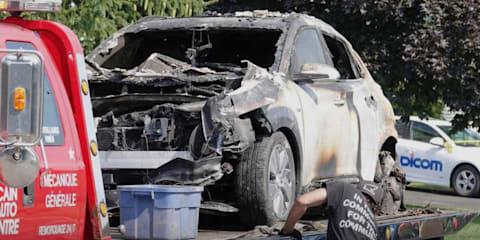 Hyundai investigating Kona Electric explosion