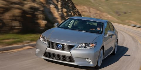 Lexus ES set for Australian return