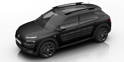 Citroen Cactus Black launches from $30,990