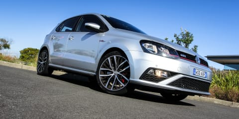 Volkswagen Polo GTI upgraded with adjustable suspension, Sport mode - UPDATE