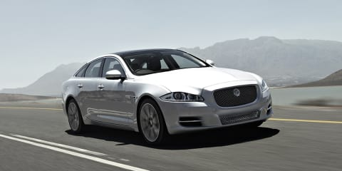 2010-11 Jaguar XJ recalled for airbag fix