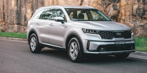 2021 Kia Sorento recalled for fuel line fault
