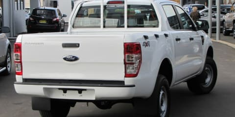 2013 Ford Ranger XL 2.2 Review