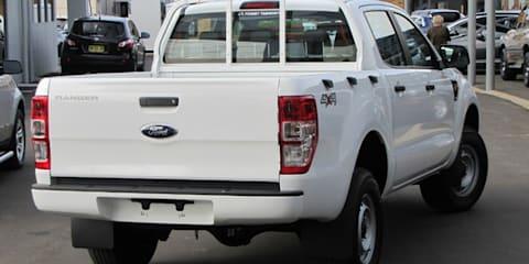 2013 Ford Ranger XL 2.2