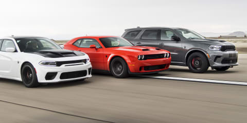 Access Denied: Unhinged muscle cars perfect for an impending Mad Max future