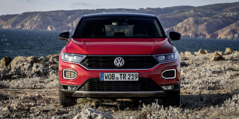2020 Volkswagen T-Roc delayed, child seat requirements to blame