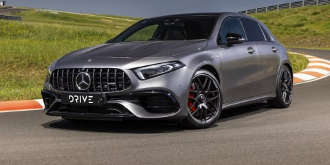 2020 Mercedes-AMG A45 S and CLA45 S recalled with spark plug fault