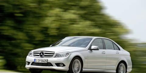 Benz reveals more fuel efficient C-Class