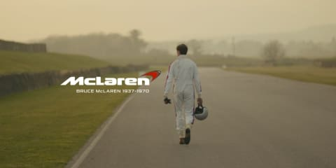 McLaren celebrates 50 years with trio of short films