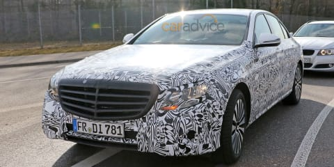 2016 Mercedes-Benz E-Class interior previewed by Concept IAA show car